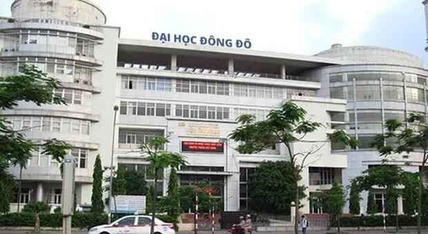 Khởi tố thêm hai bị can trong vụ Trường Đại học Đông Đô