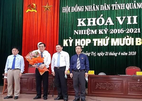 Thủ tướng Chính phủ giao tỉnh Quảng Trị khẩn trương kiện toàn chức danh Chủ tịch tỉnh