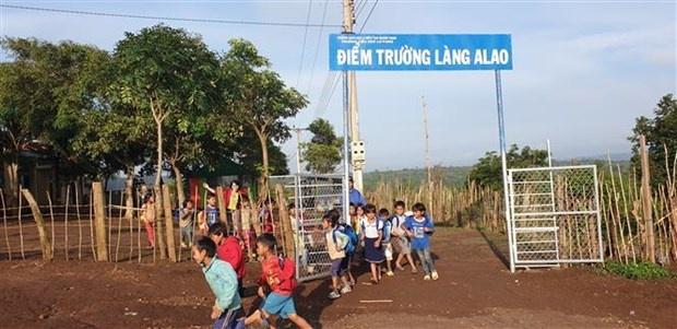Nỗ lực duy trì sỹ số, nâng cao chất lượng giáo dục vùng sâu vùng xa