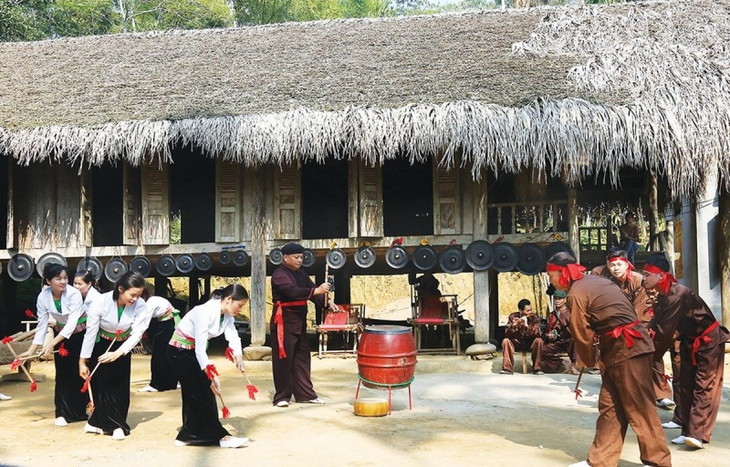 Bảo tồn, phát huy giá trị văn hóa dân tộc Mường ở Thanh Sơn, Phú Thọ