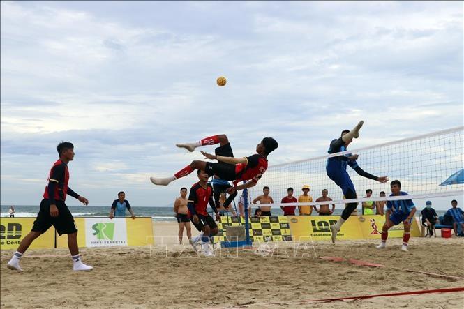 Bế mạc Giải vô địch Cầu mây bãi biển toàn quốc năm 2020