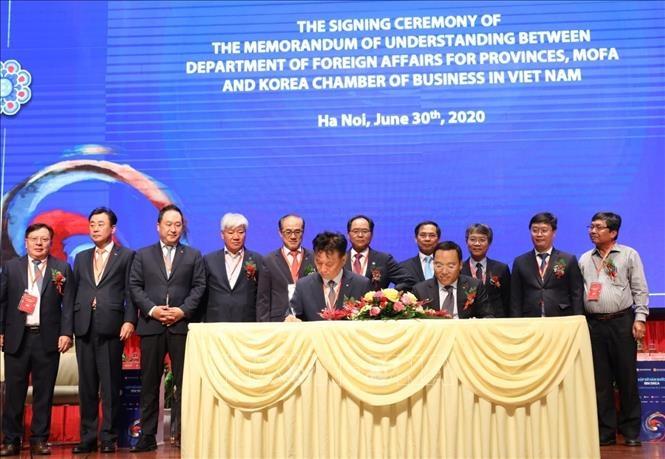 Việt Nam - Hàn Quốc tiếp tục hợp tác thực chất, hiệu quả
