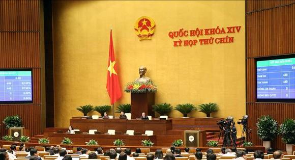 Nghị quyết của Quốc hội về công tác nhân sự