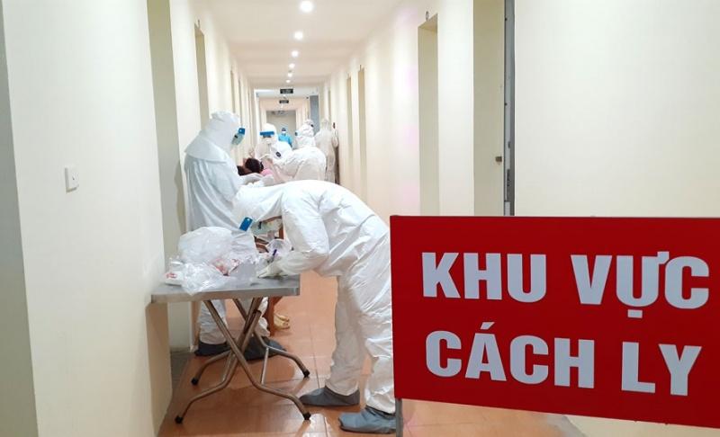 Cách ly y tế 9 công dân để phòng chống dịch COVID-19