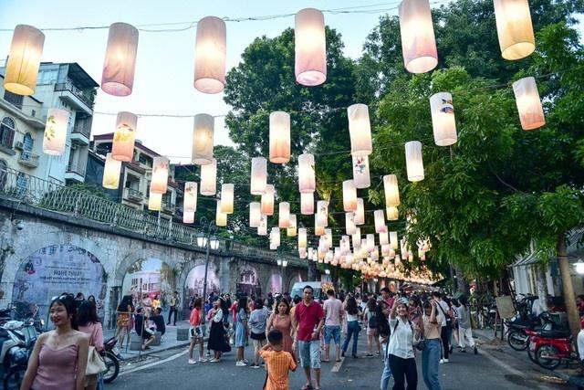 Mở thêm 5 vòm cầu đá Phùng Hưng trong không gian phố cổ Hà Nội