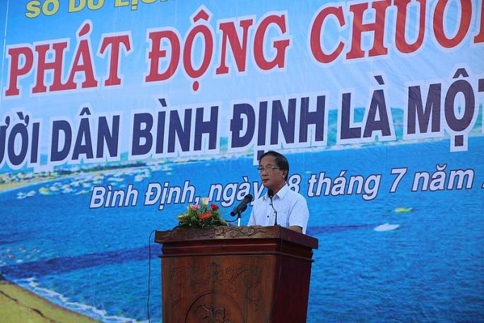 phat dong chuong trinh moi nguoi dan binh dinh la mot dai su du lich