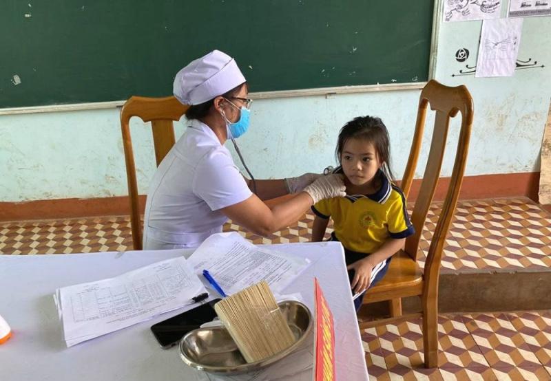 Bộ Y tế thành lập 4 tổ công tác hỗ trợ điều trị bệnh bạch hầu tại 4 tỉnh Tây Nguyên