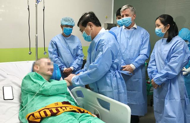 Bệnh nhân 91 xuất viện sau 115 ngày điều trị