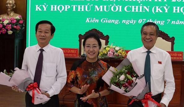 thu tuong phe chuan ket qua bau chu tich ubnd tinh kien giang