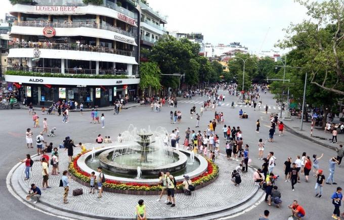 Khách du lịch đến Hà Nội trong tháng 7/2020 tăng hơn 50% so với tháng trước