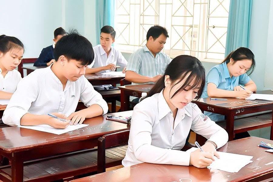 Kỳ thi tốt nghiệp Trung học phổ thông 2020 vẫn diễn ra trong hai ngày 9-10/8