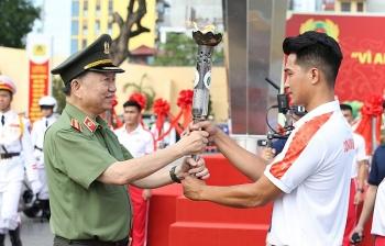 khai mac dai hoi khoe de bao ve an ninh to quoc lan thu viii