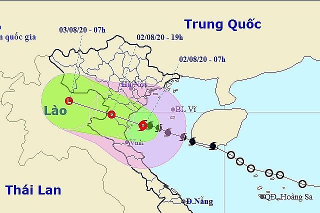 thuc hien nghiem cong dien cua thu tuong chinh phu ve ung pho voi bao so 2