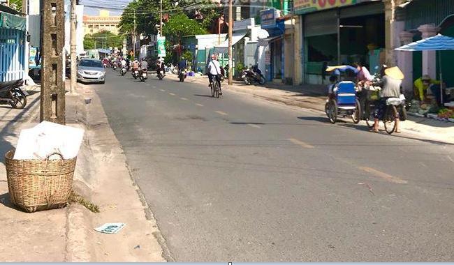 Từ 12 giờ ngày 3/8, thành phố Biên Hòa phong tỏa đường Hồ Văn Đại, nơi bệnh nhân số 595 sinh sống 