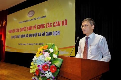 Ông Phạm Bảo Lâm giữ chức Chủ tịch Hội đồng quản trị Bảo hiểm tiền gửi Việt Nam