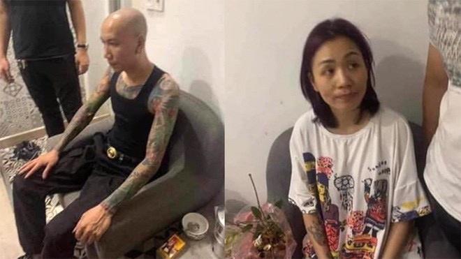Vợ chồng Phú Lê bị công an bắt giữ vì liên quan đến vụ cố ý gây thương tích