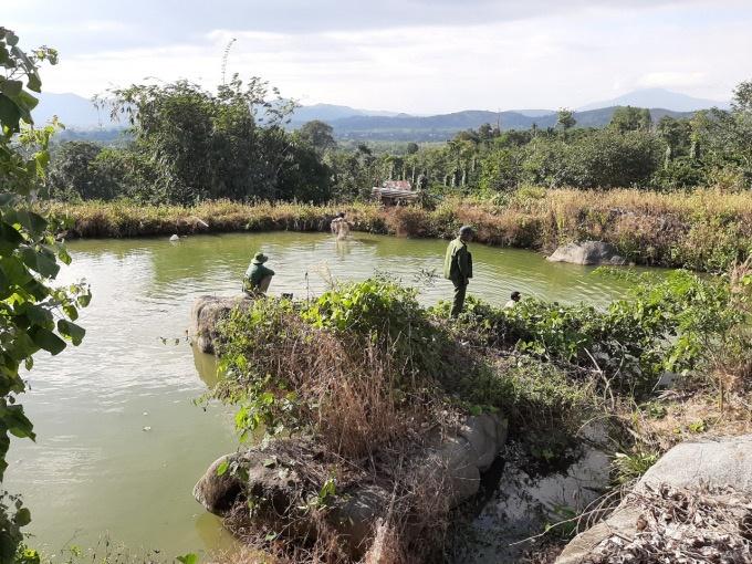 Hai trẻ em bị đuối nước tại hồ tưới trong vườn nhà