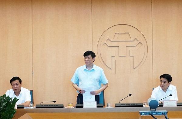 4 bệnh viện Trung ương sẽ hỗ trợ xét nghiệm PCR 70.000 mẫu cho Hà Nội