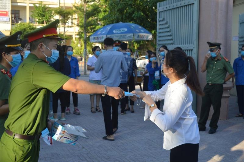 31200 thí sinh của Nghệ An bước vào kỳ thi Tốt nghiệp THPT năm 2020