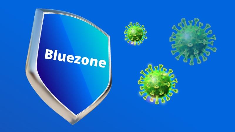 Bộ Y tế khuyến cáo cài đặt ứng dụng Bluezone để được cảnh báo nguy cơ lây nhiễm Covid-19