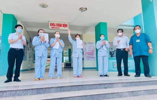 Bệnh nhân số 409 ở Phú Quốc được công bố khỏi bệnh