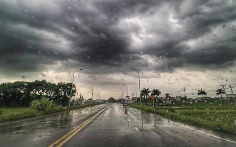 Từ chiều tối 12/8, Bắc Bộ bắt đầu đợt mưa lớn diện rộng