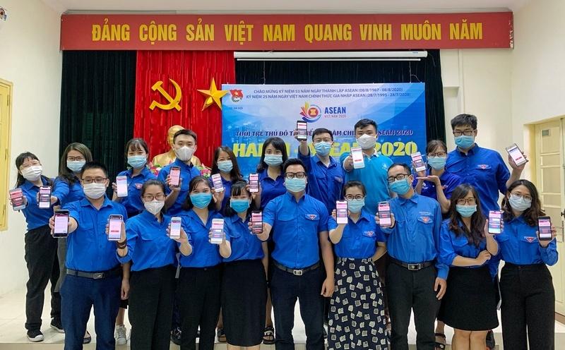 Tuổi trẻ Thủ đô tìm hiểu về năm Chủ tịch ASEAN 2020