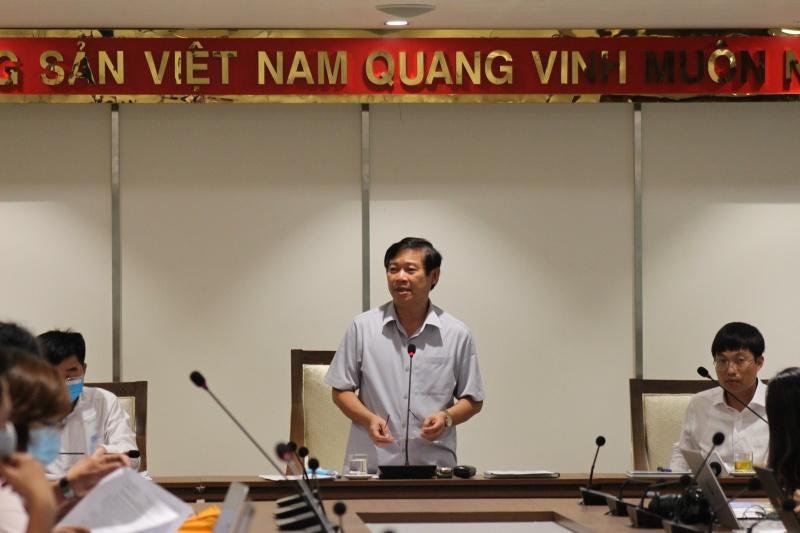 Thành phố Hà Nội chỉ đạo công tác phòng, chống dịch Covid-19
