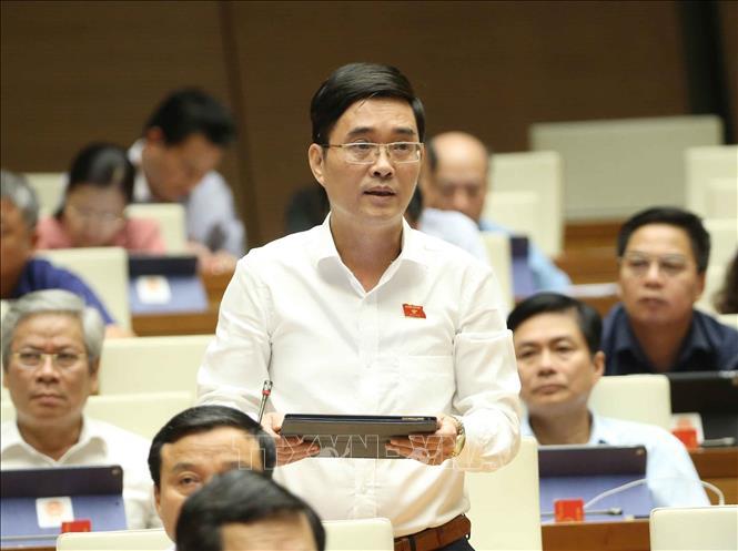 Nghị quyết phê chuẩn nhân sự của Ủy ban Thường vụ Quốc hội