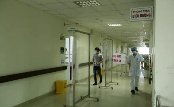 183 công dân Việt Nam về từ Guinea Xích đạo đã hết thời gian cách ly