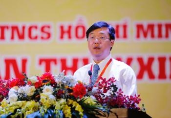 dong chi le quoc phong tai dac cu bi thu dang uy trung uong doan nhiem ky 2020 2025
