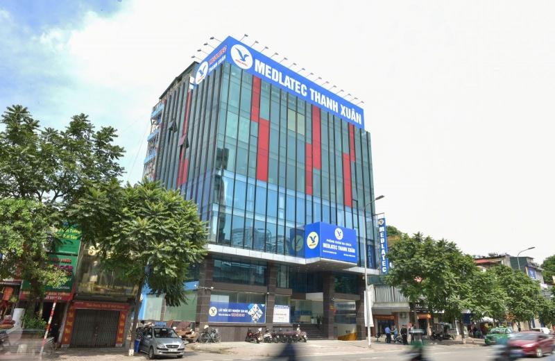 Vi phạm quy định phòng chống dịch COVID-19: Phòng khám đa khoa Medlatec Thanh Xuân bị xử phạt