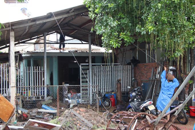 Quảng Nam cho học sinh nghỉ học để tránh bão