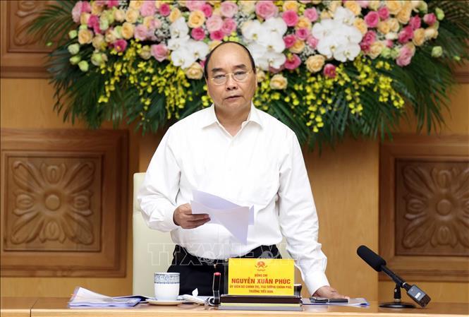 Thủ tướng Chính phủ chỉ đạo tập trung tháo gỡ khó khăn, thúc đẩy sản xuất kinh doanh, tiêu dùng