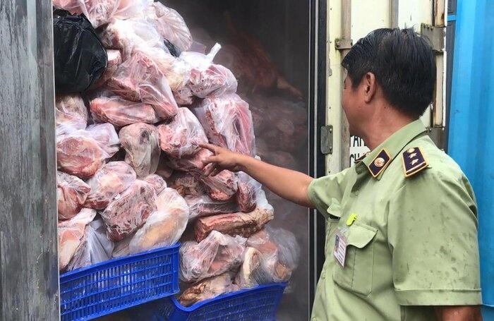 Phát hiện gần 1 tấn lợn và thịt lợn mắc dịch tả lợn Châu Phi