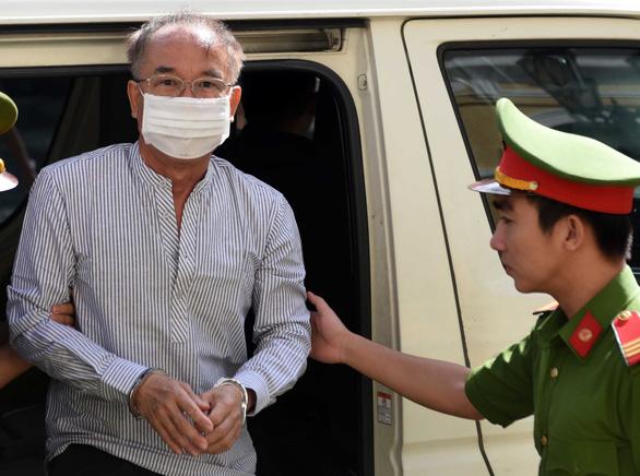Nguyên Phó Chủ tịch UBND Thành phố Hồ Chí Minh Nguyễn Thành Tài bị tuyên phạt 8 năm tù