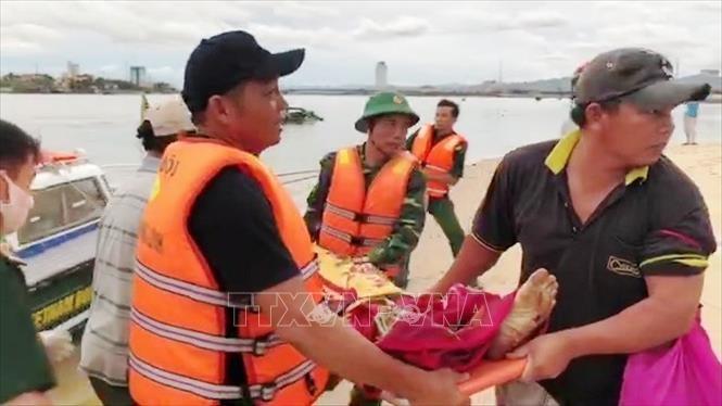 Tai nạn nghề nghiệp, một thuyền viên tử nạn trên biển