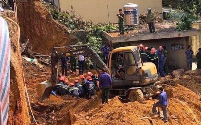 Khởi tố một bị can liên quan đến vụ sạt lở đất làm 4 người tử vong