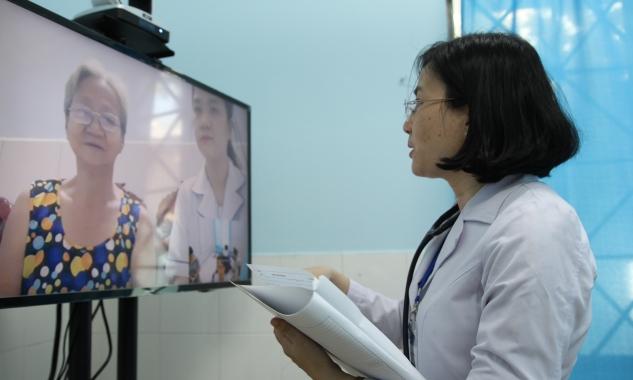 Ban hành tạm thời hướng dẫn và quy định tổ chức hội chẩn, tư vấn khám, chữa bệnh từ xa