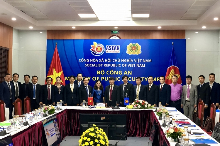 Hội nghị Quan chức cấp cao ASEAN về Phòng, chống tội phạm xuyên quốc gia lần thứ 20