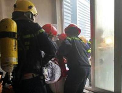 Hỏa hoạn tại khách sạn khiến một người tử vong