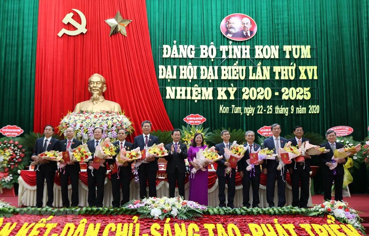 Đưa tỉnh Kon Tum phát triển nhanh và bền vững