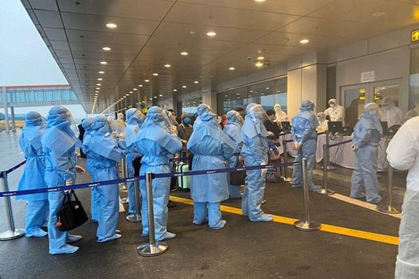 Hơn 300 công dân trở về từ Liên bang Nga hoàn thành thời gian cách ly y tế
