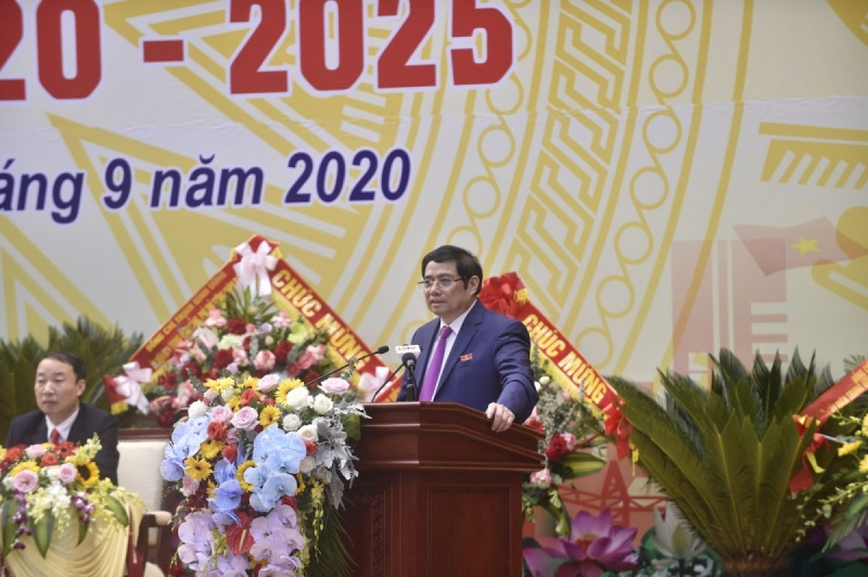 Đồng chí Phạm Minh Chính dự và chỉ đạo Đại hội Đảng bộ tỉnh Lạng Sơn lần thứ XVII