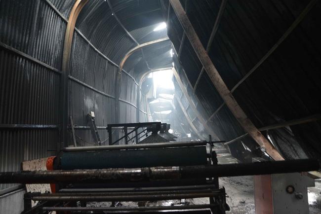 Cháy lớn tại xưởng sản xuất cơ khí, nhựa xốp, thiệt hại gần 3 tỷ đồng