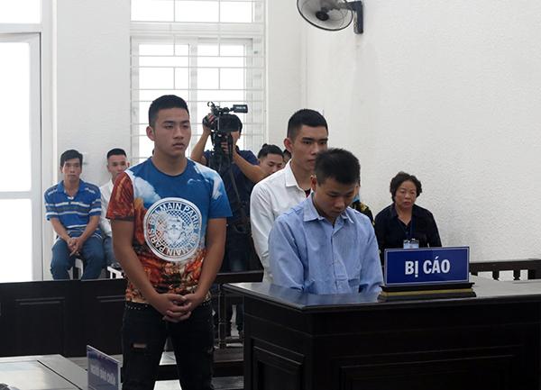 Đối tượng dùng súng cướp tiền tại Ngân hàng Techcombank Sóc Sơn (Hà Nội) lĩnh 23 năm tù