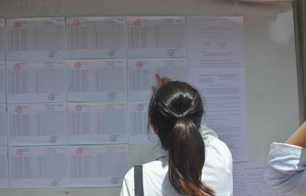 Các đợt xét tuyển đại học bổ sung sẽ triển khai sau ngày 14/10
