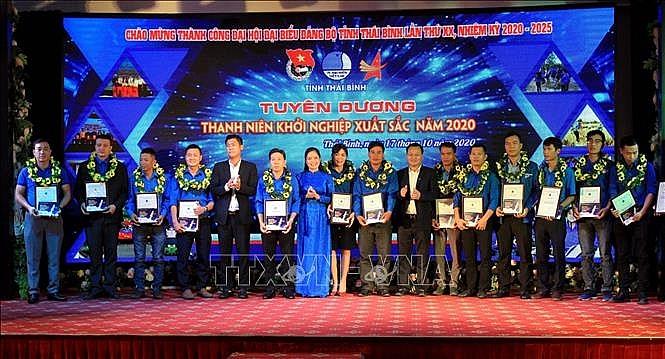 thai binh tuyen duong 50 thanh nien khoi nghiep xuat sac