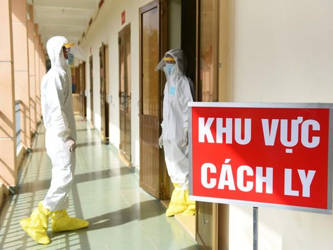 Tiền Giang cách ly một trường hợp dương tính với SARS-CoV-2