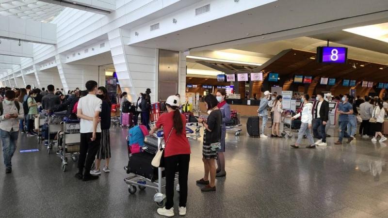 Đưa gần 360 công dân Việt Nam từ Đài Loan (Trung Quốc) về nước
